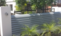 Alloy Louver fence