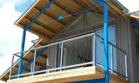 Stainless steel handrails Macweld 15